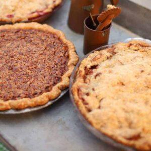 Verrill Farm Apple Mixedberry Pie – 10″