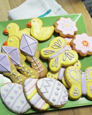 Adult Baking Class – Sugar Cookies