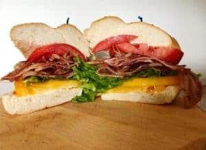 Sandwich Special: Jalapeno BLT