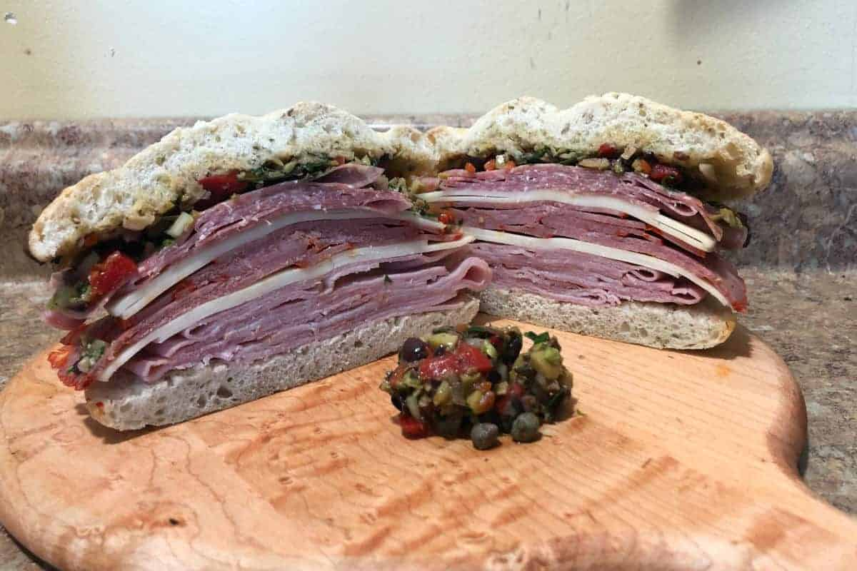 Sandwich Special: The Muffaletta
