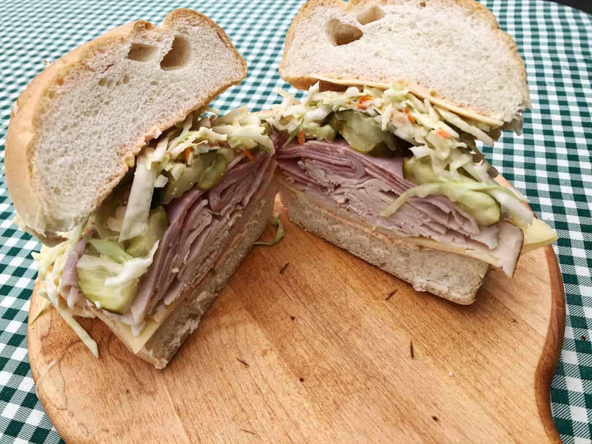 Sandwich Special: The Knickerbocker