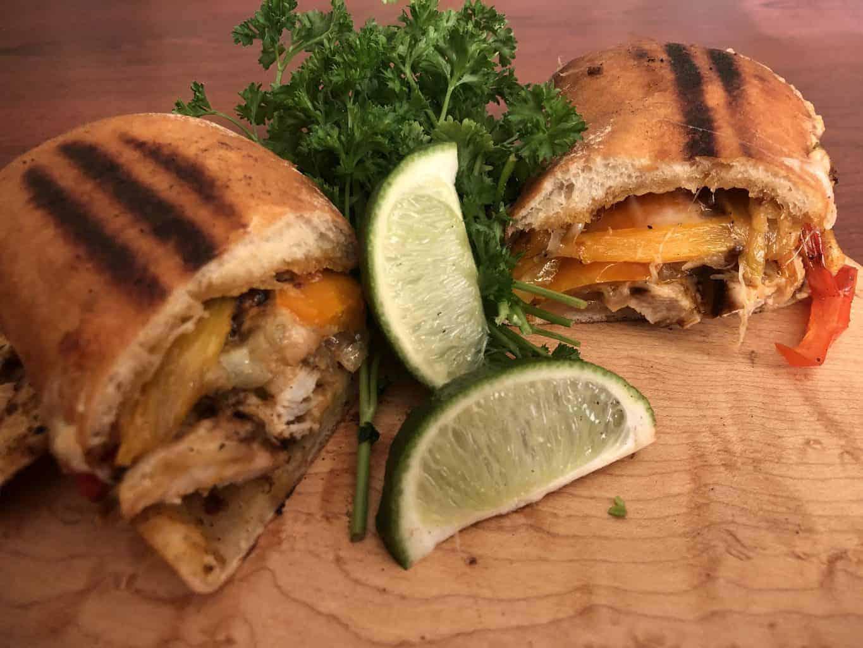 Sandwich Special: Grilled Chicken Torta